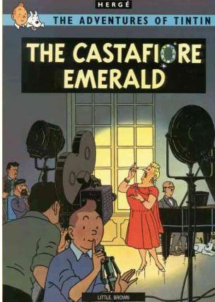 The Adventures of Tintin: The Castafiore Emerald
