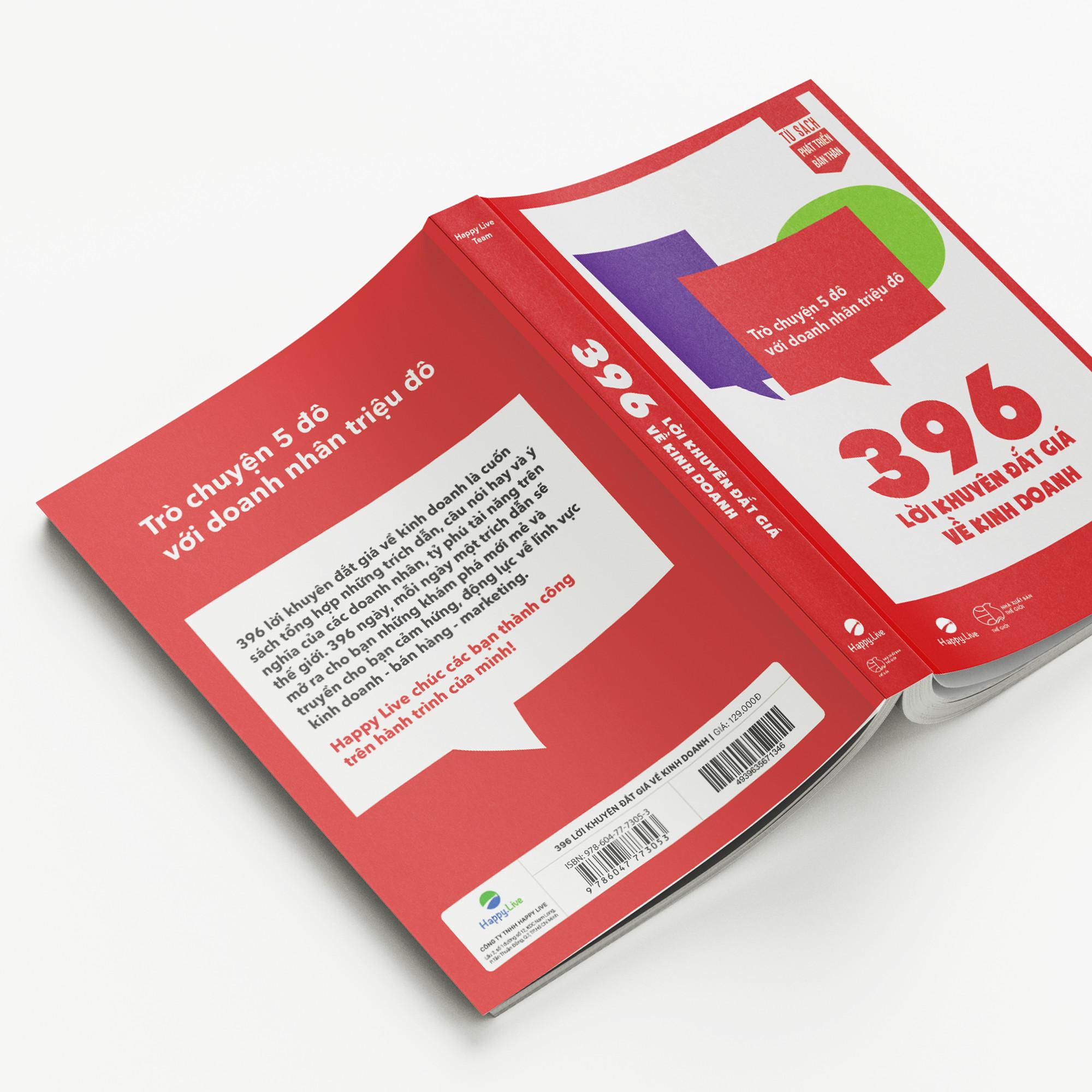 Bộ Sách 396 Lời Khuyên Khai Thông Trí Tuệ Nâng Tầm Tư Duy (gồm 3 cuốn)