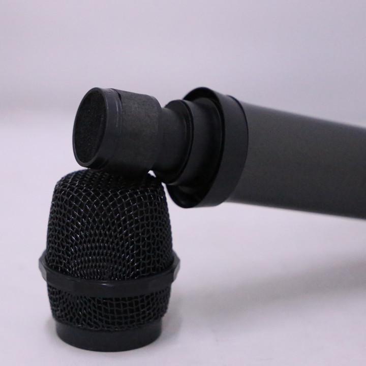 Micro Không Dây - Micro Karaoke Không Dây Shubole SV-8 Sử Dụng Đầu Thu Mini Hỗ Trợ Kết Nối Xa Lên Tới 35m Chính Hãng