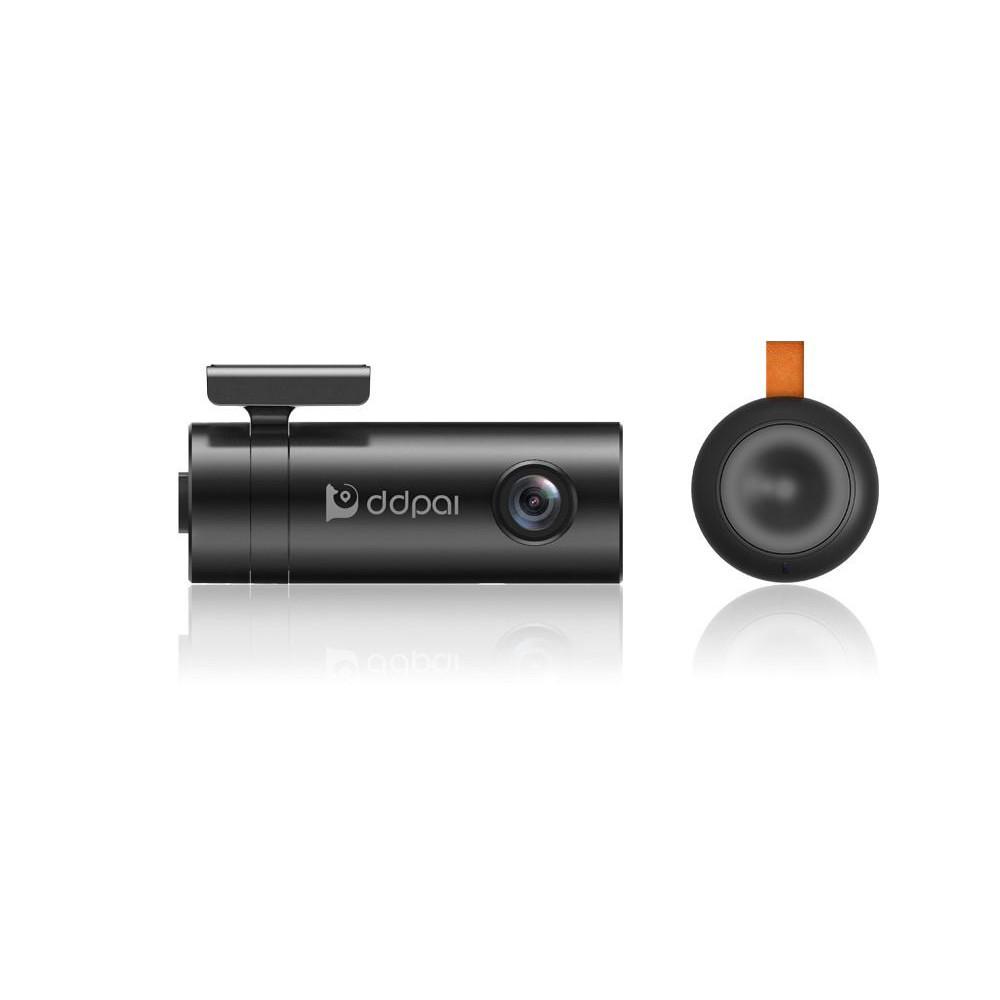 DDPai MINI Camera hành trình độ nét cao, tích hợp kết nối Wifi không dây Full HD. Hàng nhập khẩu