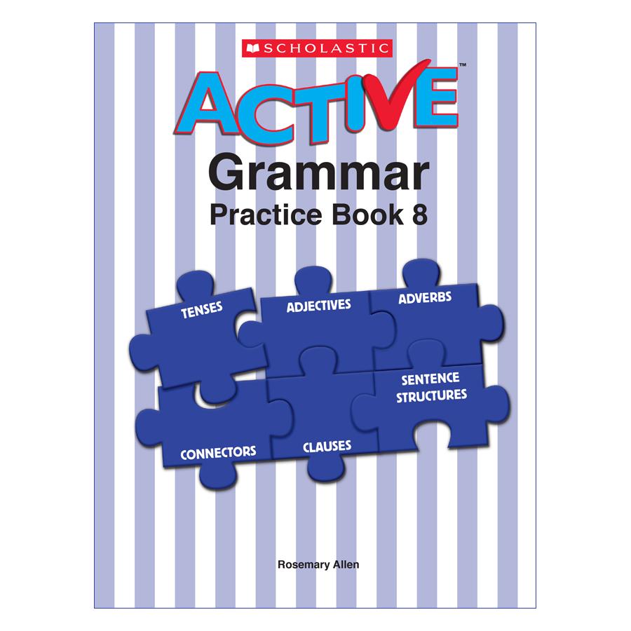 Active Grammar Practice Book 8