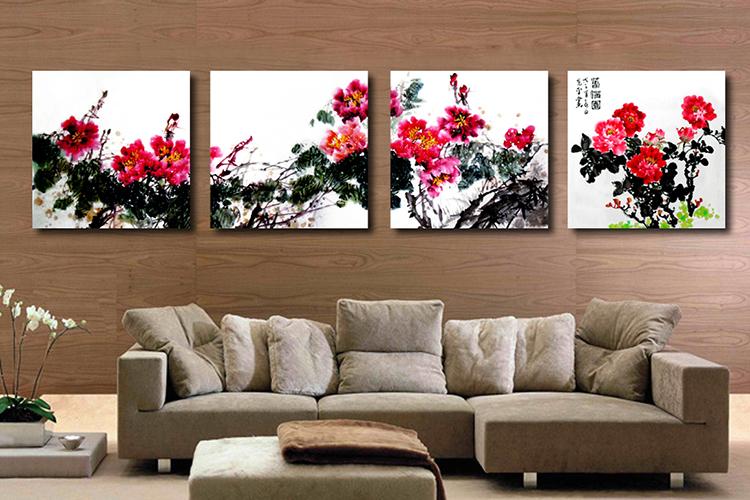 Tranh In Phong Thủy Q6D12-HH00154