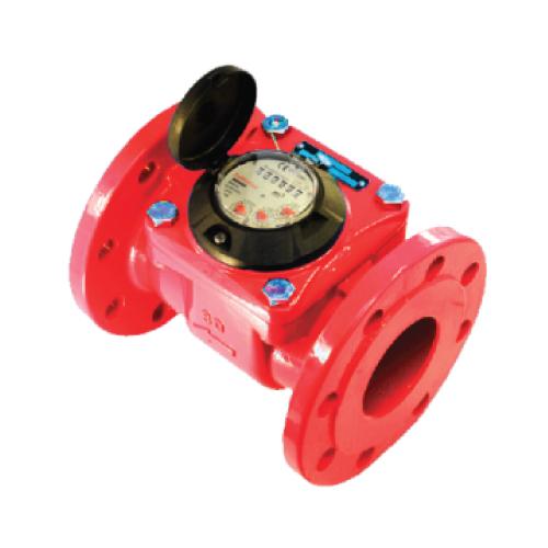 Đồng hồ nước nóng cao cấp nối bích Apator MWN130-40