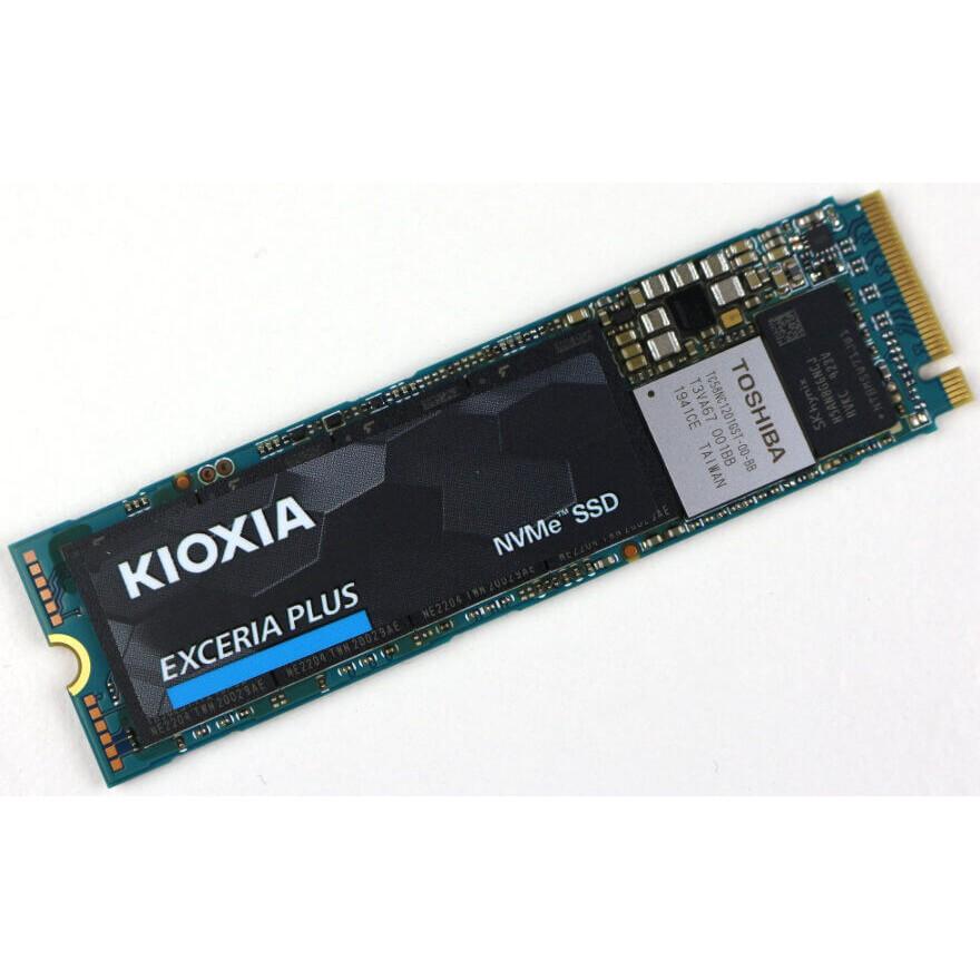 Ổ cứng SSD KIOXIA NVMe 1.3c M.2 2280 500GB LRD10Z500GG8 - Hàng Chính Hãng