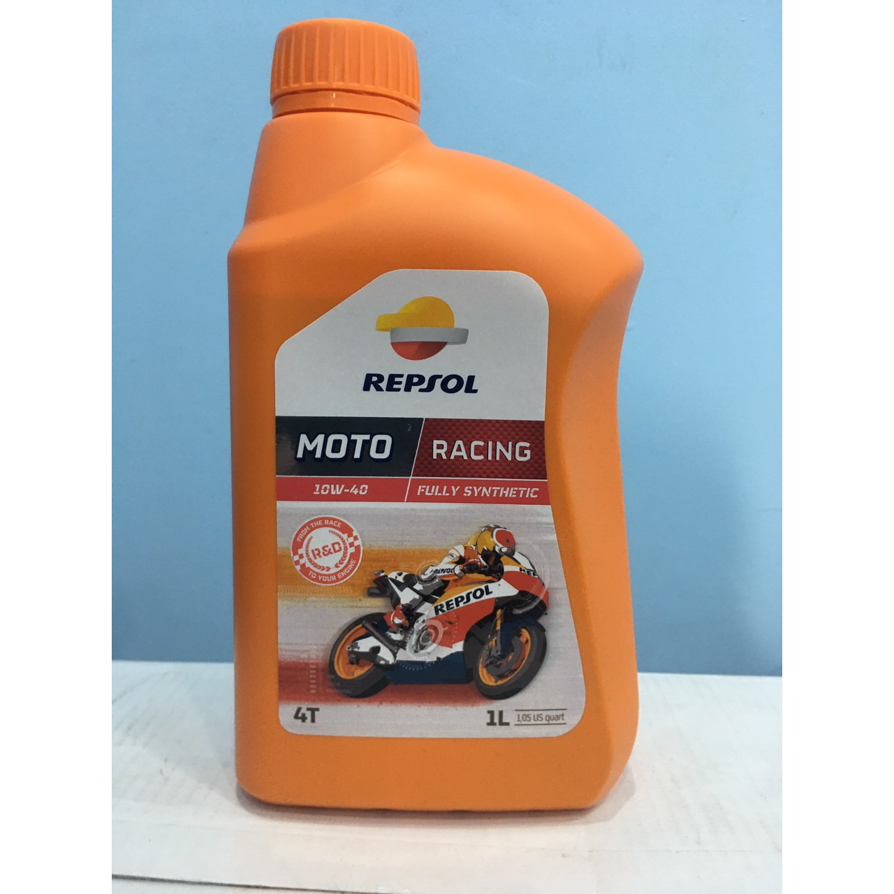 Nhớt Repsol Moto Racing 4T 10W-40 CP-1
