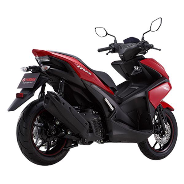 Xe Máy Yamaha NVX 125 Deluxe - Đỏ Đen