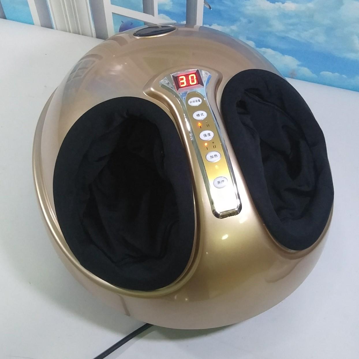 Máy Massage Chân Hồng Ngoại Đa Chức Năng(Tặng kèm 1 máy massage thư giãn đầu cao cấp-giao màu ngẫu nhiên)
