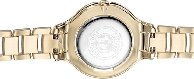 Đồng Hồ Nữ Dây Thép EP5997-51A CITIZEN (33mm) - Vàng