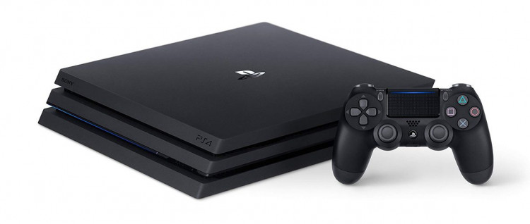 Máy chơi game Playstation PS4 Pro 1TB (CUH-7218B B01)