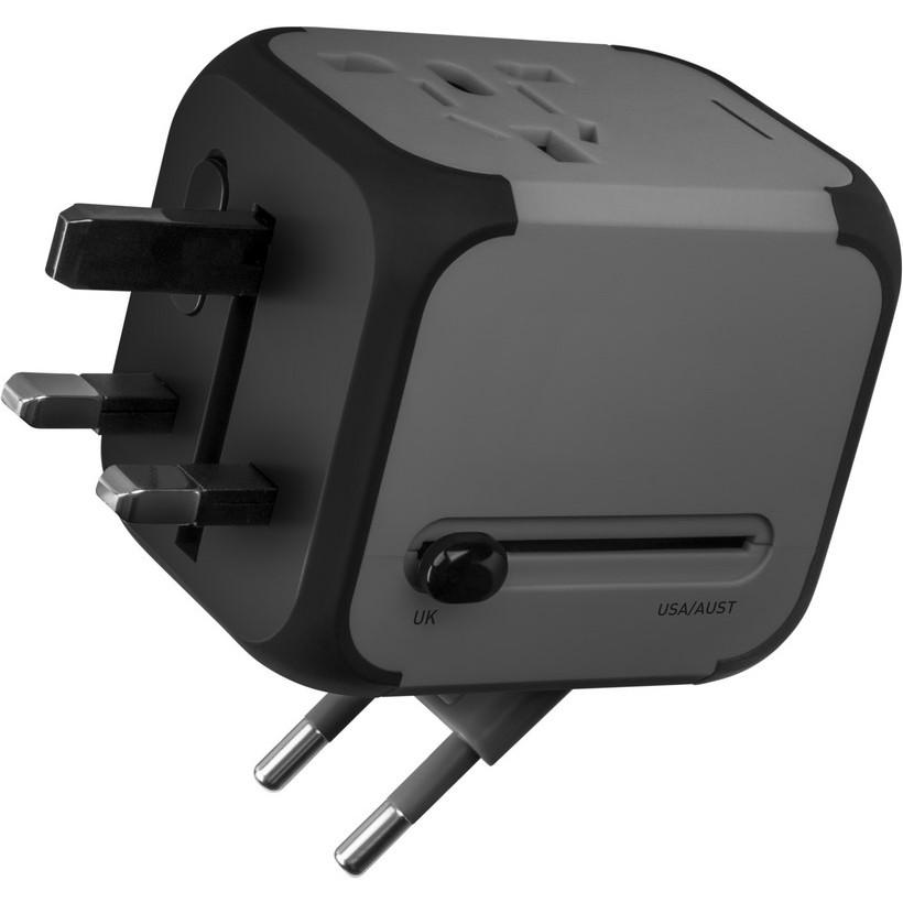 Bộ sạc LAUT World Travel Adapter - Hàng chính hãng