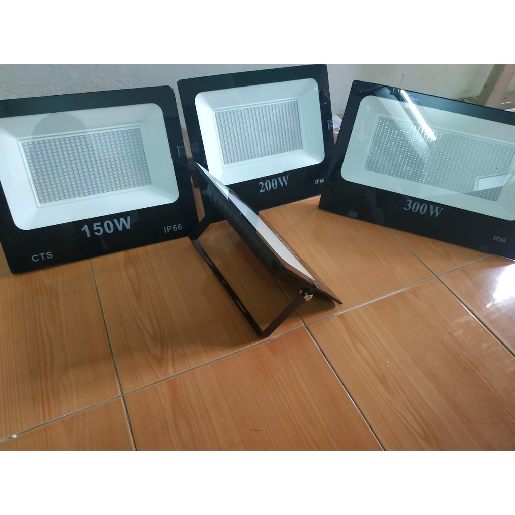 Đèn pha SMD 200W - siêu sáng độ bền  cao, chỉ số chống nước IP 66