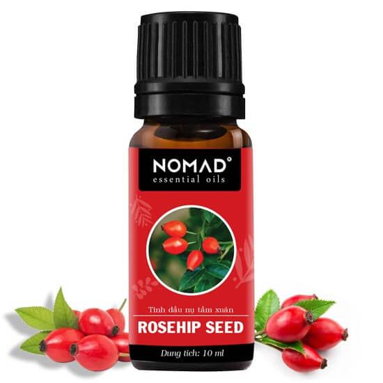 Tinh Dầu Thiên Nhiên Nụ Tầm Xuân Nomad Rosehip Seed Oil