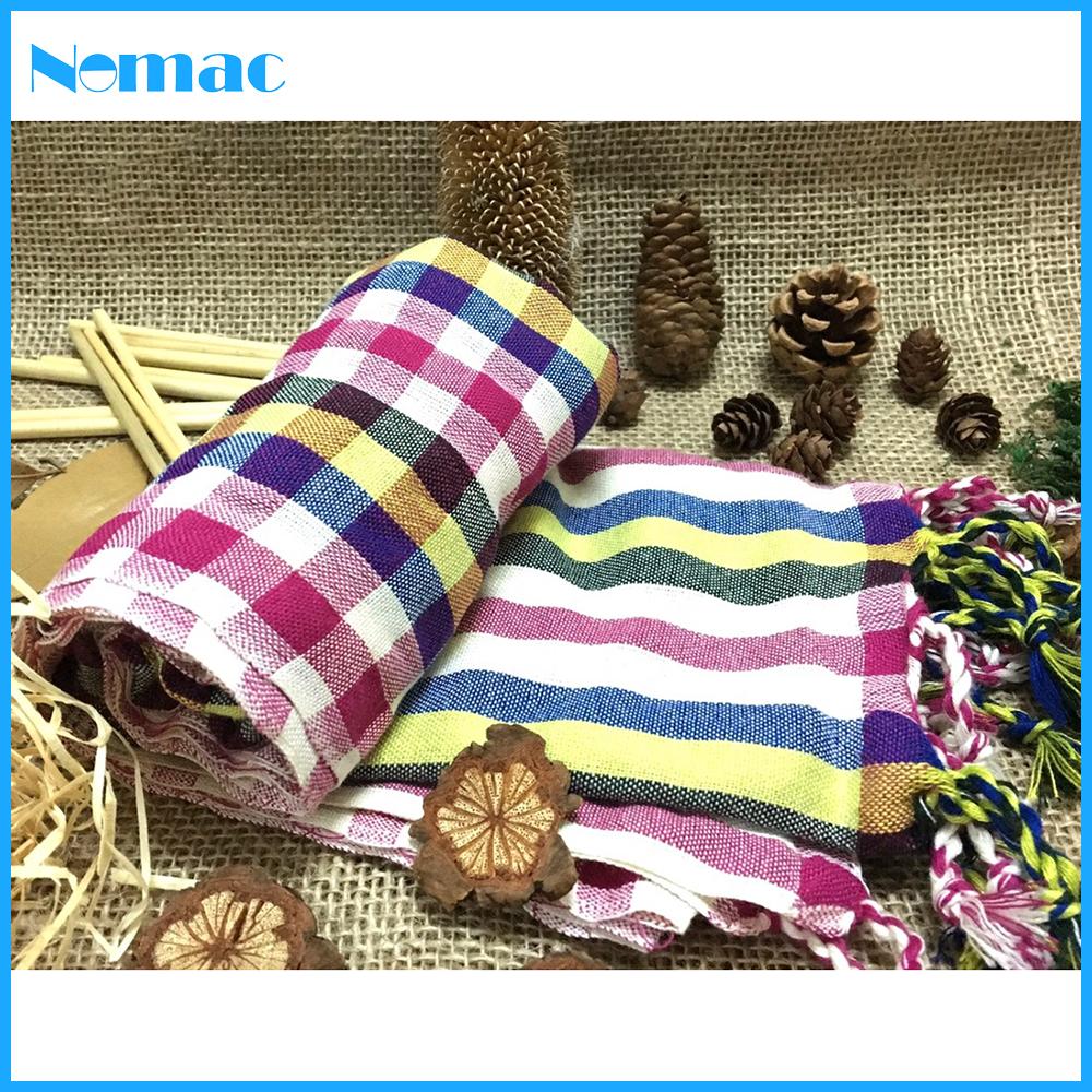 Khăn rằn Campuchia/ khăn đi phượt thời trang Nomac KR016