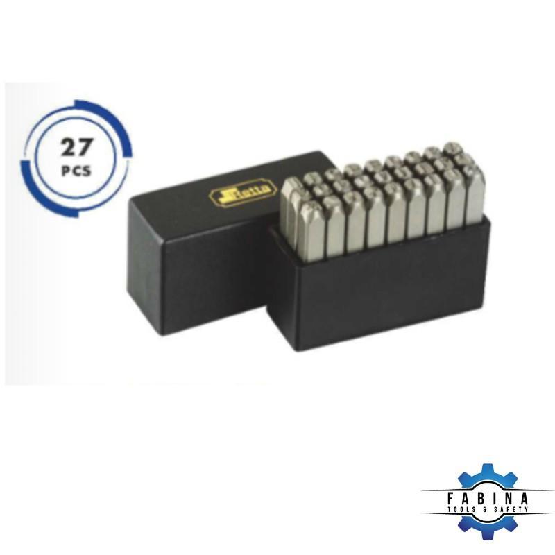 Bộ dụng cụ đánh dấu bằng thép Retta 27 chi tiết - RHC5000