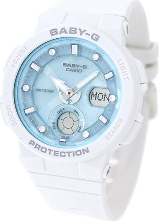 Đồng hồ nữ dây nhựa Casio Baby-G chính hãng BGA-250-7A1DR