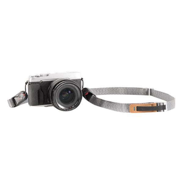 Dây đeo máy ảnh Peak Design Leash Camera Strap (Ash) - Hàng Chính Hãng