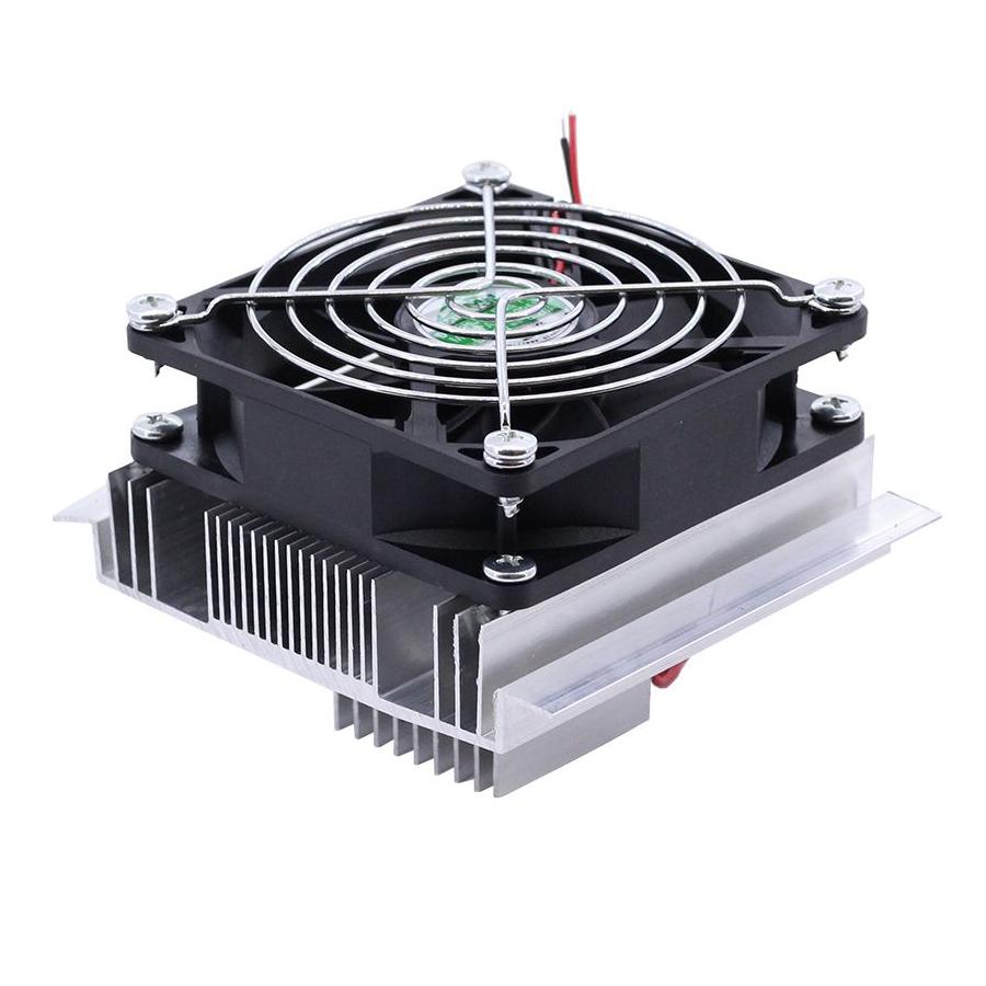 Combo Sò Nóng Lạnh 60W Và Bộ Tản Nhiệt Bằng Không Khí V1 Cao Cấp