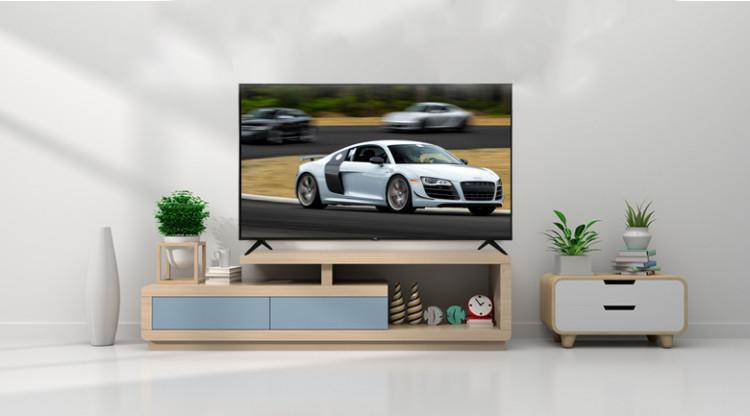 Kiểu dáng hiện đại - Smart Tivi TCL 4K 43 inch L43P65-UF