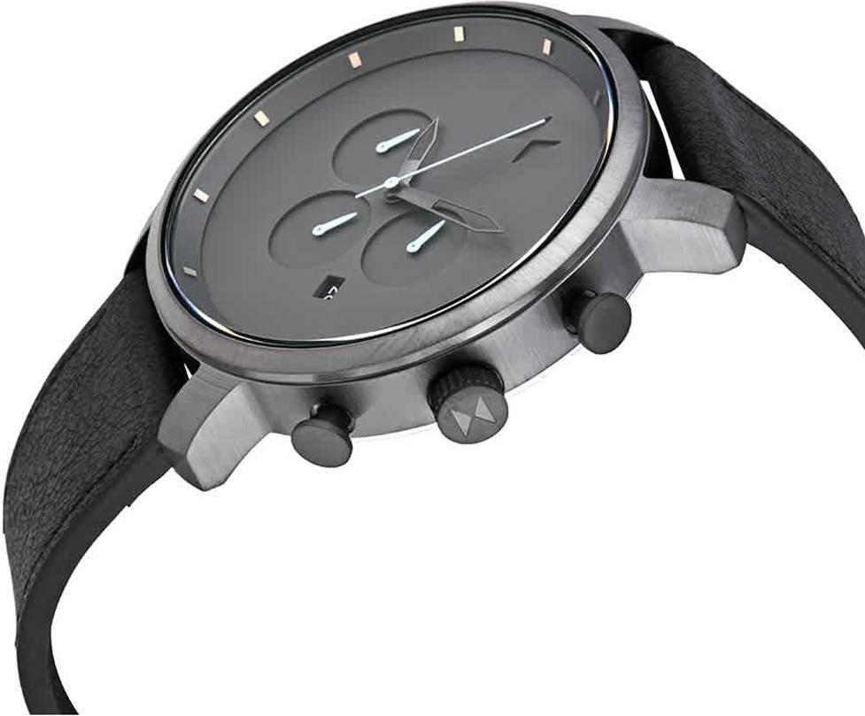 Đồng hồ Nam MVMT dây da D-MC01-GUBL