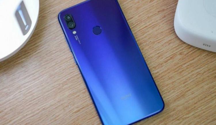Camera sau của điện thoại Xiaomi Redmi 7 16GB chính hãng