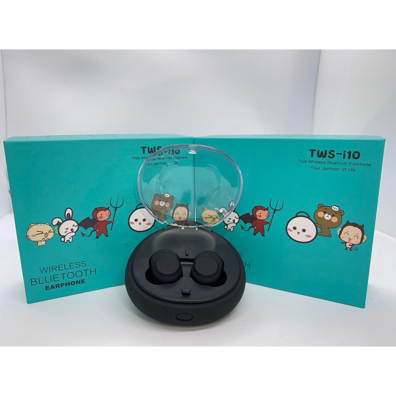 Tai Nghe Không Dây Bluetooth TWS-10 Tiện Lợi Cao Cấp, Tai Nghe Bluetooth Nhét Tai Đa Chức Năng, Chống Ồn, Chống nước hiệu quả.