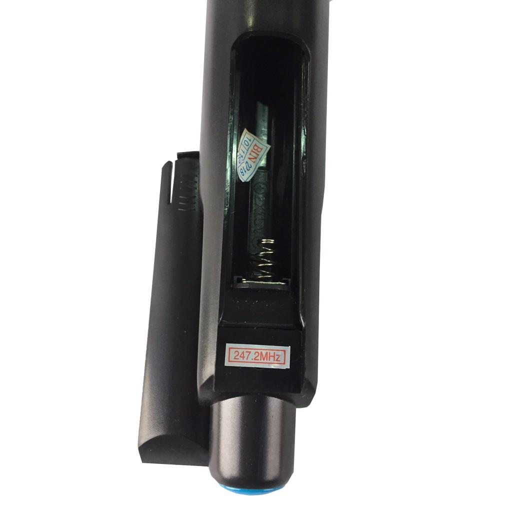 Micro loa kéo Temeisheng LA-015, A108 tần số 247.2Mhz (Có viền) - Hàng nhập khẩu