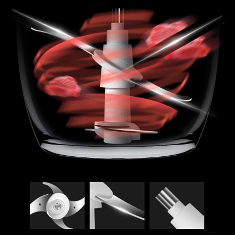 Máy xay thịt và thực phẩm công suất 250W