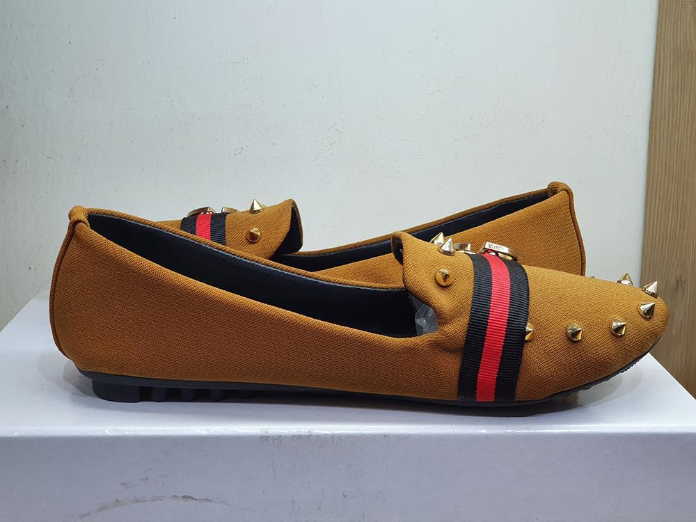 Giày lười nữ phong cách GLPT-138