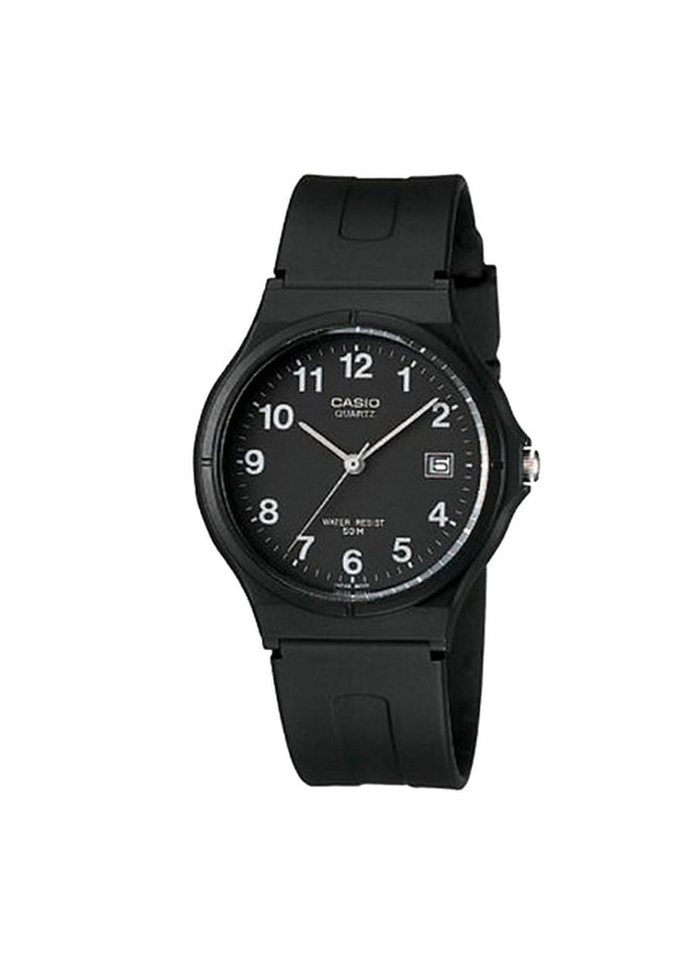 Đồng hồ Unisex Casio MW-59-1BVDF dây nhựa