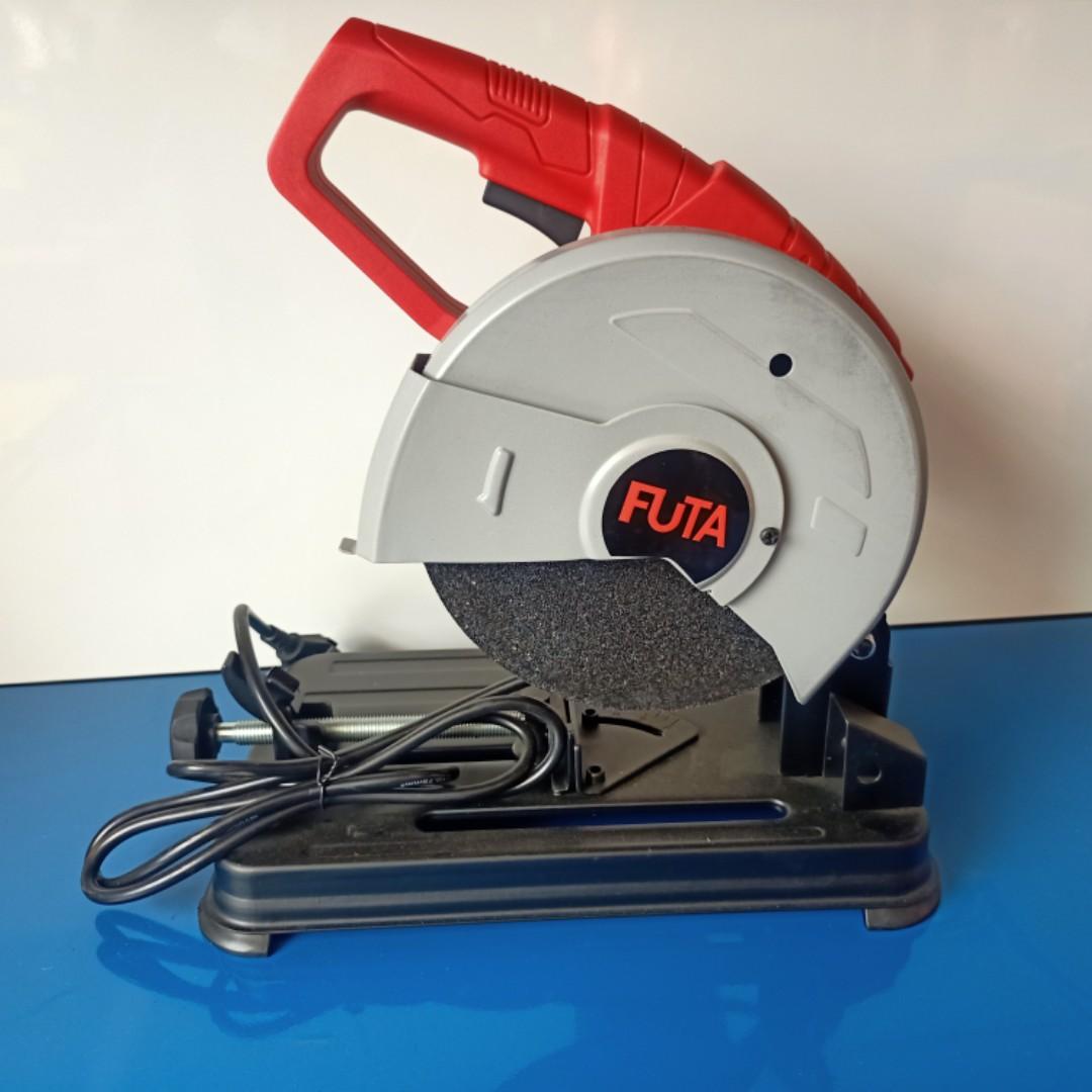 Máy cắt sắt FUTA dùng lưỡi cắt 185 - hoạt động êm độ bền cao
