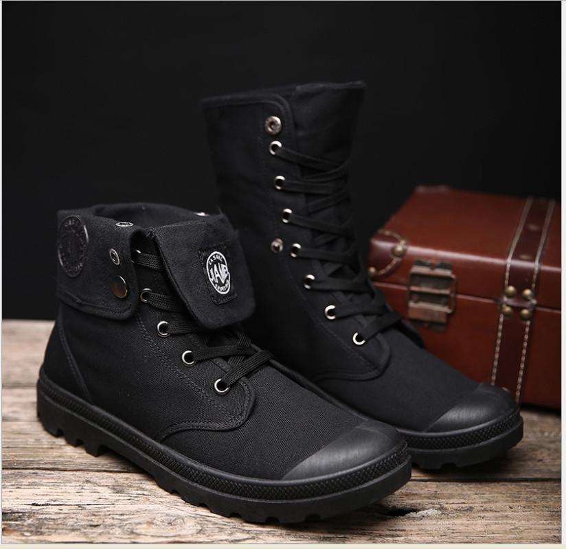 Giày cao cổ nam G296