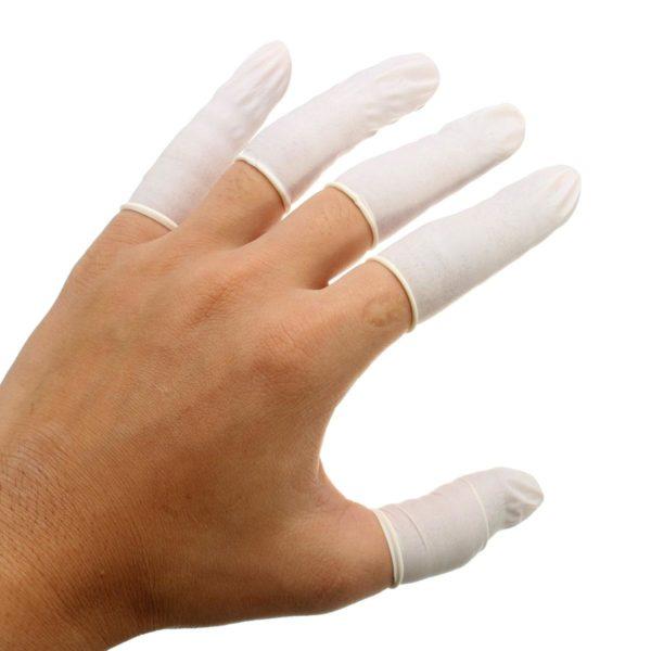 Bao ngón tay chống tĩnh điện có viền