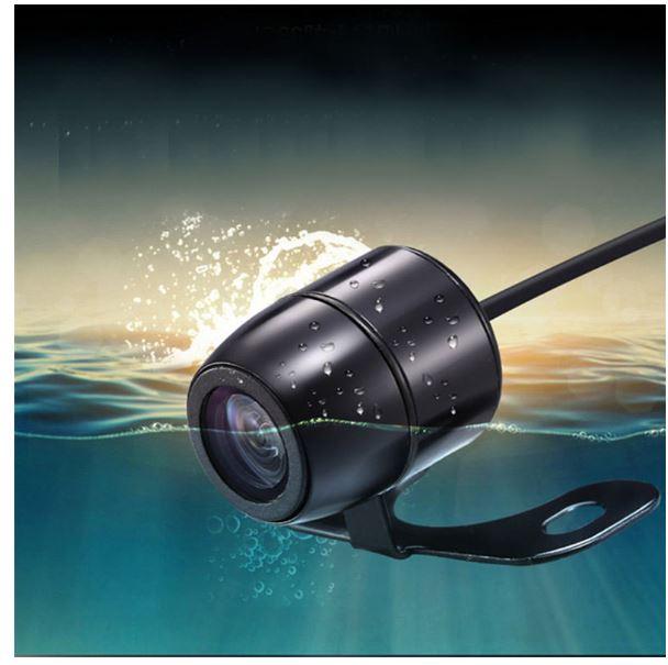 Camera lùi ô tô CCD hỗ trợ quay đêm,độ phân giải 520TV line