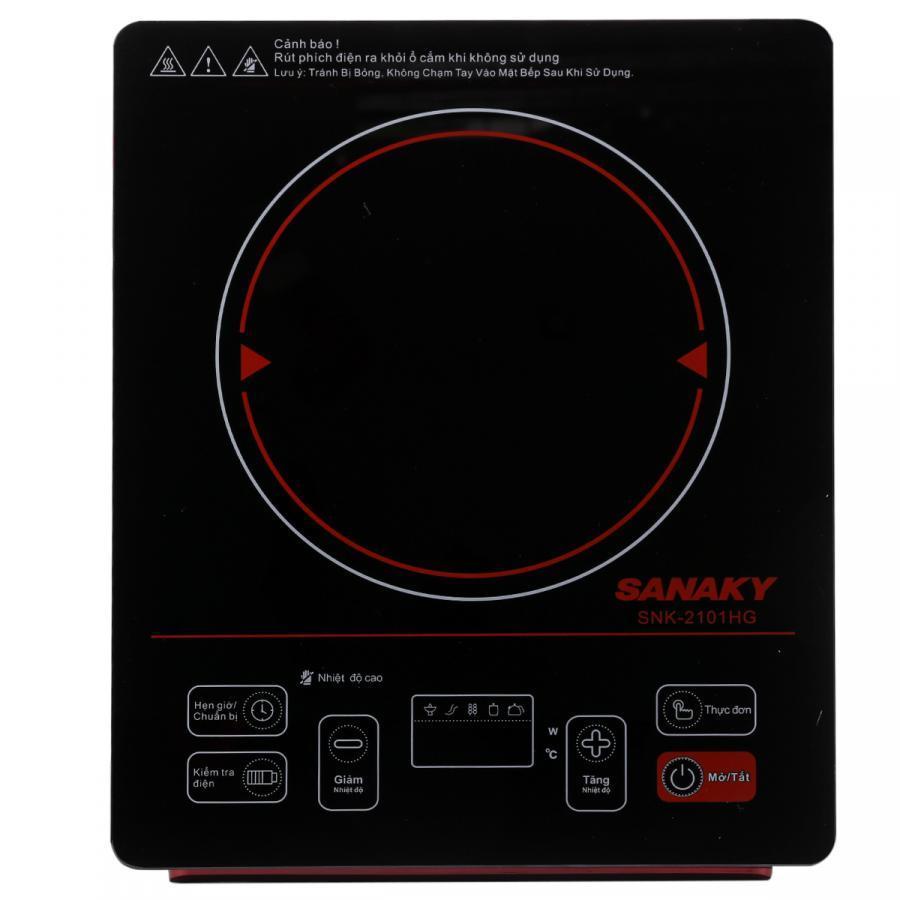 Bếp hồng ngoại Sanaky SNK-2101HG - Hàng chính hãng