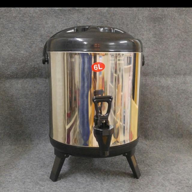 Bình ủ trà, giữ nhiệt inox cao cấp