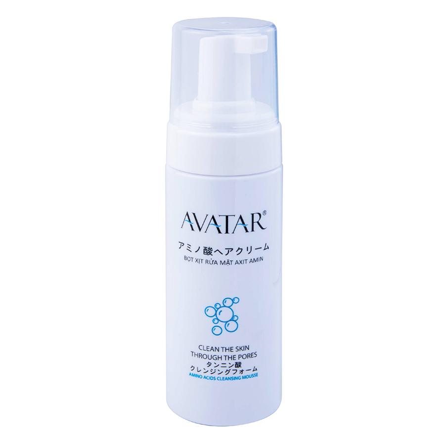 Sữa Rửa Mặt Dạng Bọt Làm Sạch Dành Cho Da Nhạy Cảm Avatar