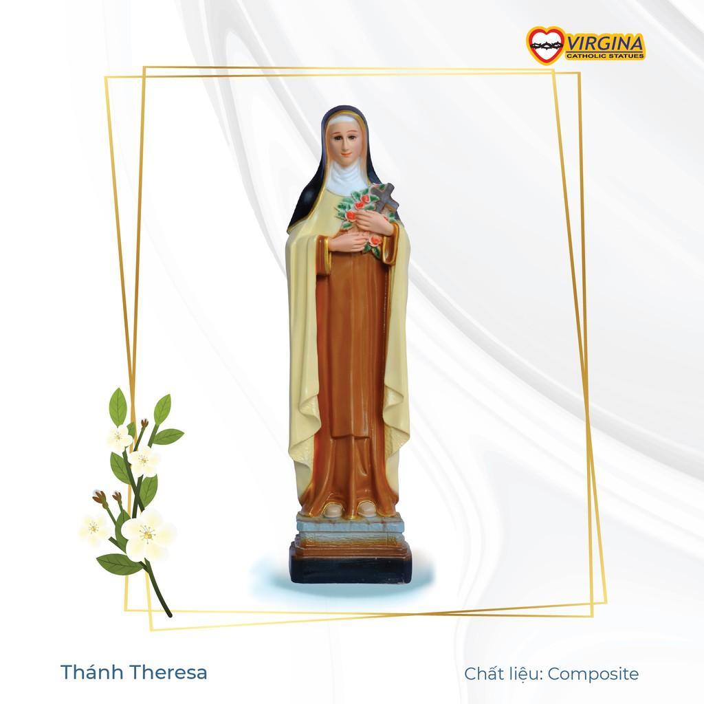 Tượng Composite - Thánh Theresa 20cm
