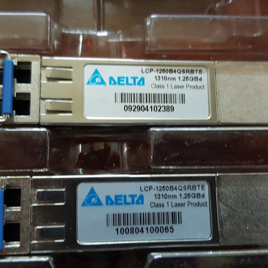 Module quang Delta LCP-1250B4QSRBTE SMF 1310nm 1.25G chính hãng