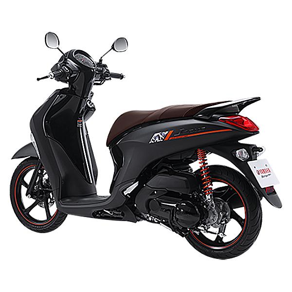 Xe Máy Yamaha Janus Limited Premium - Đen Tại Cần Thơ