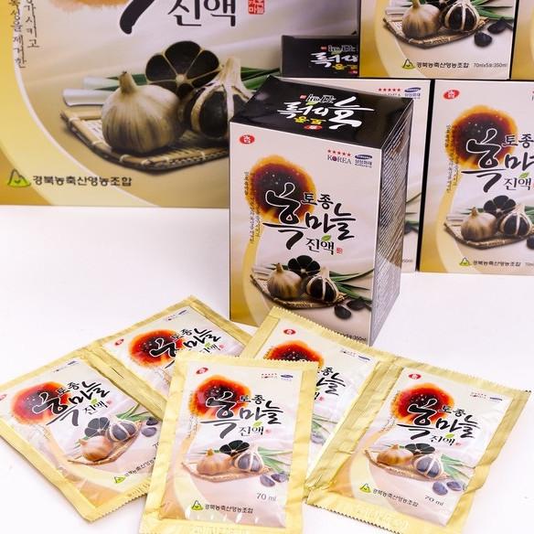 Nước Tỏi Đen Kanghwa Hàn Quốc hộp 30 gói * 70ml