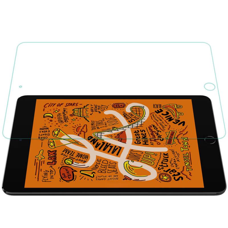 Miếng dán kính cường lực Nillkin Amazing H+ cho Apple Ipad Mini 5/ Mini 2019  - Hàng chính hãng