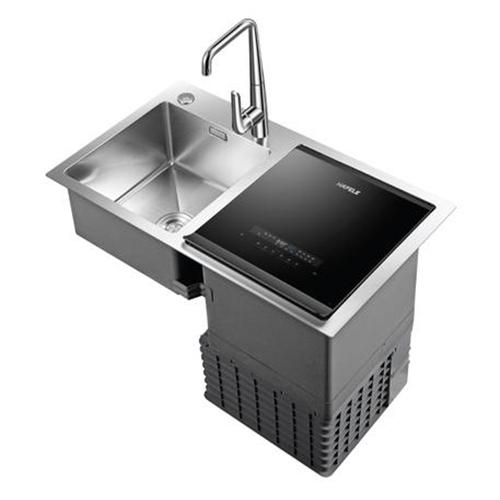 Chậu kết hợp máy rửa chén HDW-SD90A