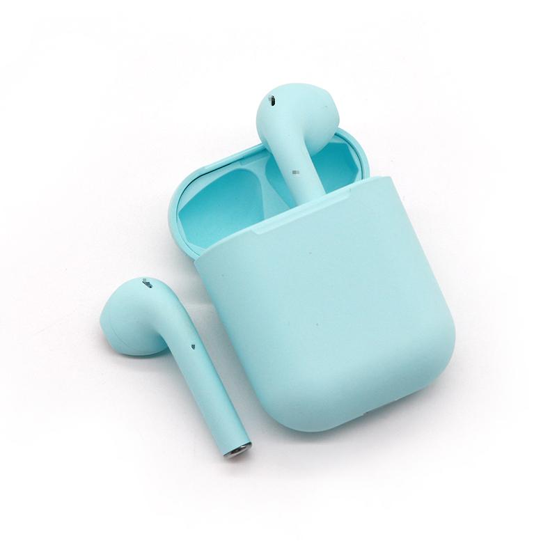 Tai nghe Bluetooth Inpods 12 ( I12 ) - Chống nước, Màu sắc trẻ trung, năng động, nhỏ gọn dễ màng theo  - 05 màu sắc lựa chọn