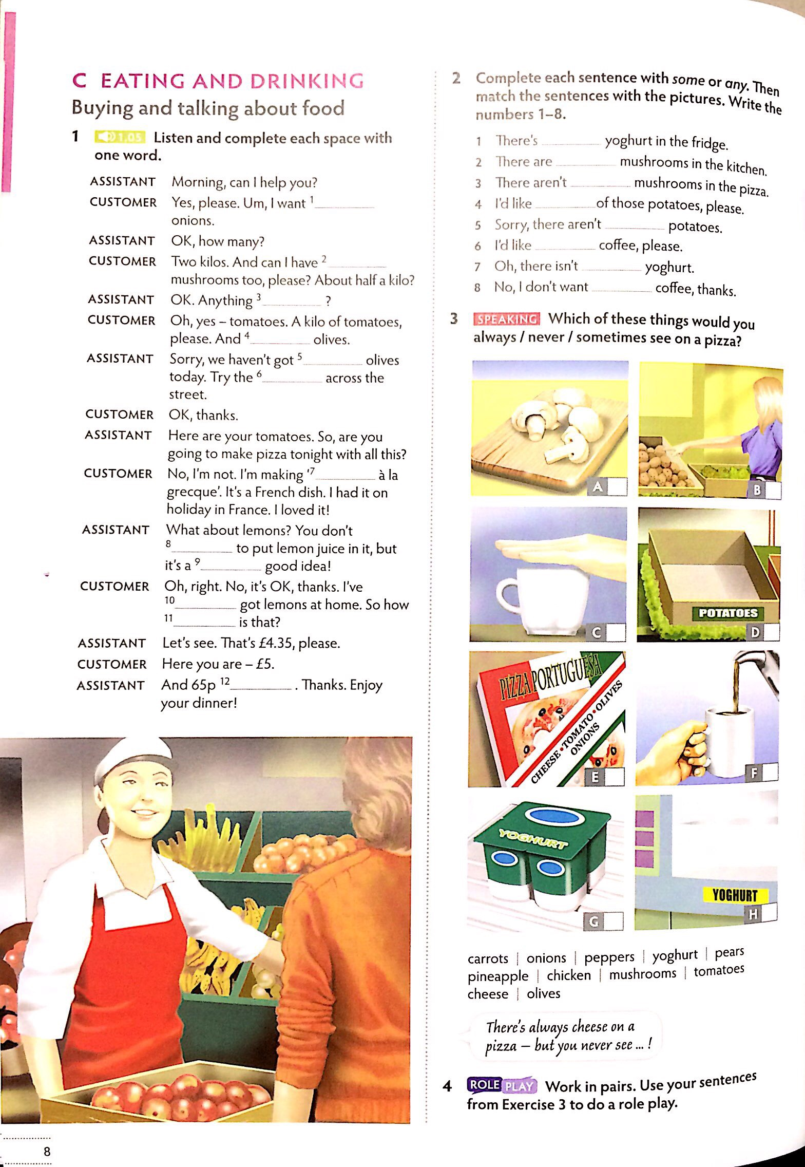 Think Student's Book Level 2 (B1)