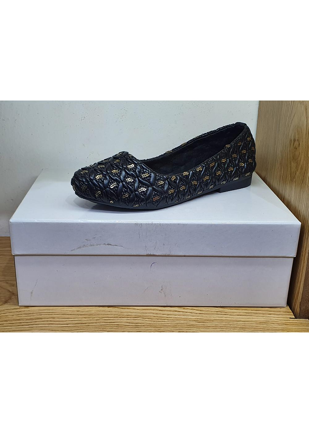 Giày lười nữ phong cách GLPT-111
