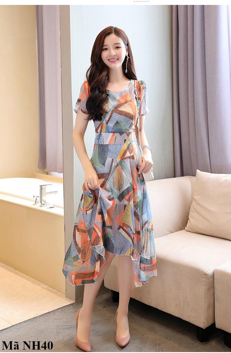 Đầm, váy maxi dáng dài NH40 - NH40 1