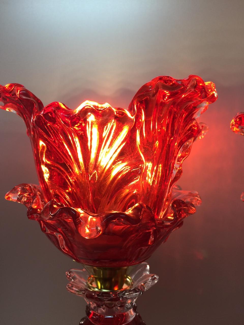 Đèn thờ bông cải - bóng led tiết kiệm