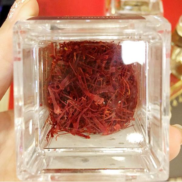 Saffron Jahan Gazelle (2g) - Tặng 1 Hộp Hoa Hồng Korea Detox, Thanh Nhiệt