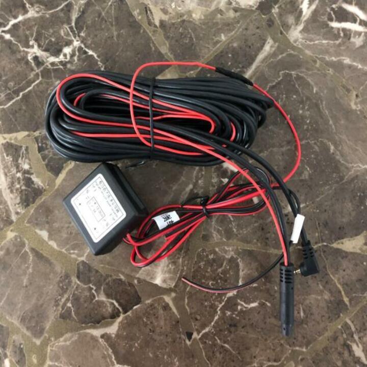 Dây nguồn 10m kết nối camera hành trình và camera lùi, jack 2.5mm, 4 chân (AC14)