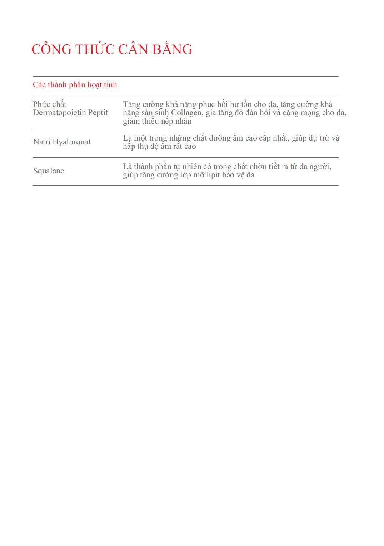 Serum Điều Hòa Tuyến Dầu, Giảm Nhờn Và Dưỡng Ẩm - EVENSWISS BALANCING COMPLEX từ Thụy Sĩ 50ml